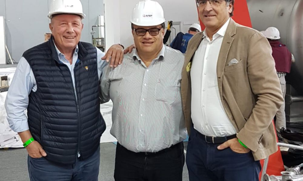 FERRARO S.P.A. - Lima
